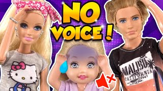 Barbie - Isabelle Loses Her Voice | Ep.275