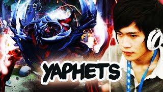 Once a Legend, Always a Legend. YaphetS Shadow Fiend Magic Build Dota 2