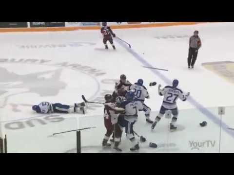 Shane Bulitka vs. Max Grondin