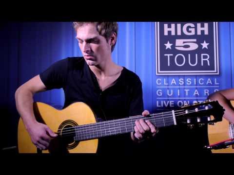 Martinez Konzertgitarren - Hardline Music Wuppertal - Manuel Rob und Leoni Isenberg