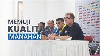 Uji Coba Persib vs Persis, Robert Alberts & Fabiano Beltrame Puji Kualitas Stadion Manahan