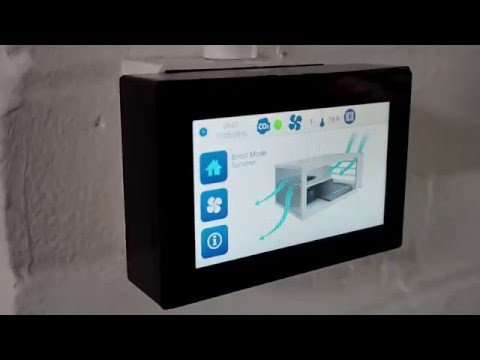 HTM Smart Screen Controller