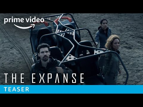 The Expanse Season 4 - Official Teaser