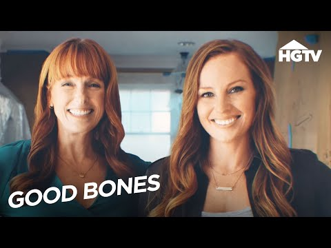 Video trailer för Meet Karen & Mina | Good Bones | HGTV