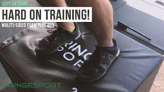 Plyo Boxes: Hard On Training, Soft On Shins