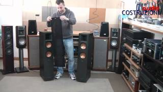 klipsh rf 62 mkII www.audiocostruzioni.com