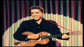 Musicless Musicvideo - ELVIS PRESLEY - Blue Suede Shoes