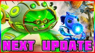 THE NEXT UPDATE | Plants vs Zombies Garden Warfare 2