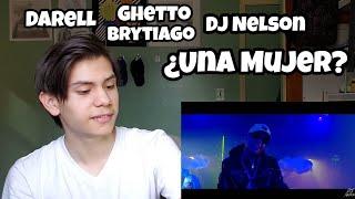 DJ Nelson ➕ Darell ➕ Brytiago ➕ De La Ghetto - Una Mujer [Official Video] (Reaccion)