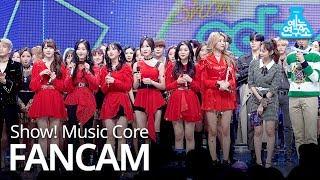 [예능연구소 직캠] Sunrise - GFRIEND, 여자친구 - 해야 No.1 encore ver. @Show Music core 20190119