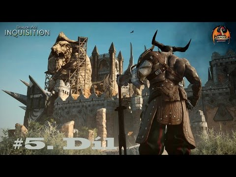 Dragon Age Inquisition | Let's Play CZ/SK | Toulky krajem | 5.díl | PC HD 1080