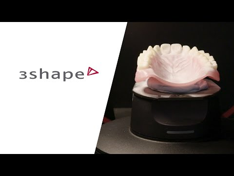 How to scan a copy denture - Mark Smith, CDT, Product manager, Lab, 3Shape