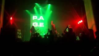 preview picture of video 'P.A.G.E. - Janek Chlał @ Rymanów (05.10.2014)'