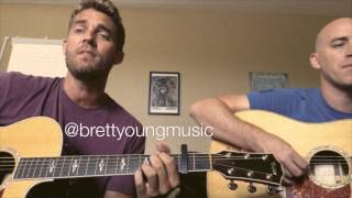 "Brett Young & Tyrone Wells- ""Would You Wait For Me"" (Original Song)"