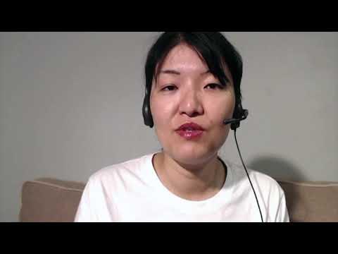 Self introduce Speaking Japanese Subtitle English and Chinese.