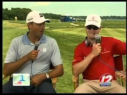 Interview with Matt Kuchar and Zack Johnson