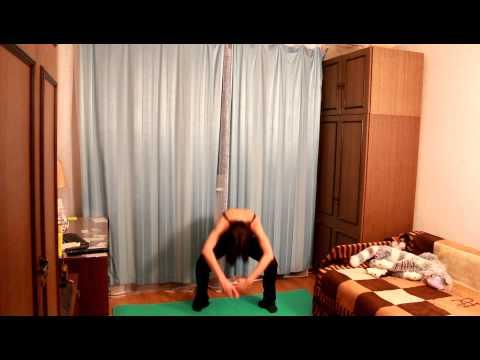 Видео спортивные занятия для похудения дома видео