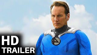FANTASTIC FOUR (2021) Patrick Wilson Movie - Trailer Concept