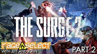 The Surge 2 - The Dojo (Let's Play) - Part 2