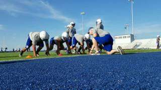 Fort Stockton Panthers - 2017 Odessa American media tour