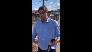 Analise da Noticia  Pré candidato a vereador é morto a tiros em Patrocínio por secretário de obras