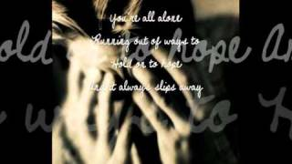 """All Alone"" Kutless"