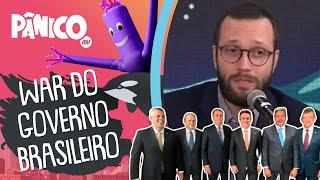 Parceria de Bolsonaro com o Centrão é Às na manga ou jogo viciado? Filipe Barros comenta