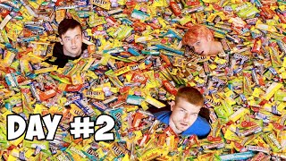 Last To Leave Halloween Candy Wins $10,000