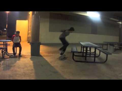 Halloween Skate Day Joshua Rodriguez (NO COSTUMES)