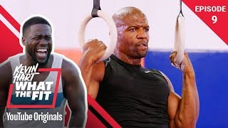 Gymnastics with Terry Crews | Kevin Hart: What The Fit Episode 9 | Laugh Out Loud Network - dooclip.me