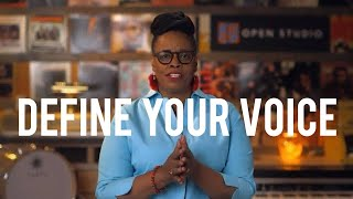 "Dianne Reeves - ""Define Your Voice"""
