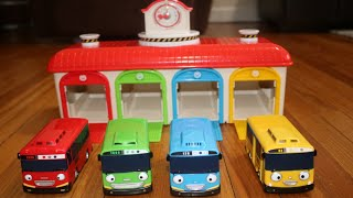 Tayo Bus Learning Colors Nursery Rhymes for Kids