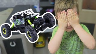 Jeep RC 2.4GHz High Speed 4WD Climbing