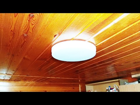 Светодиодный потолочный светильник MING&BEN / LED downlight MING & BEN