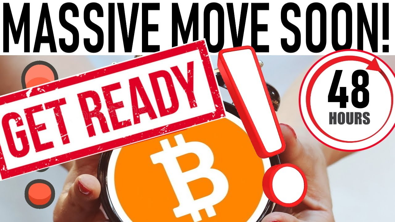 MASSIVE BITCOIN MOVE IN 48hrs! MINERS BARELY HOLDING $10k BITCOIN PRICE! CALM BEFORE THE STORM! #Bitcoin #BTC