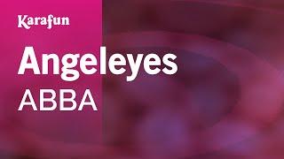 Karaoke Angeleyes - ABBA *