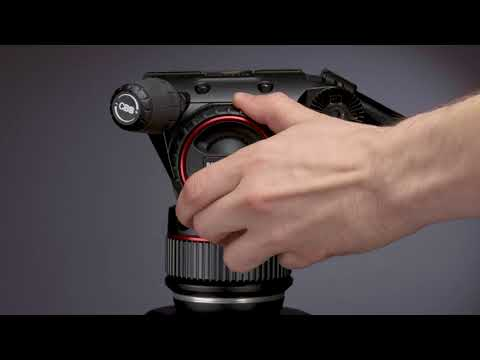 A closer look at the Manfrotto Nitrotech Fluid Video Heads