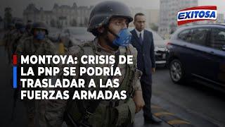 PUGNAS EN LA OFICIALIDAD DE LA POLICÍA NACIONAL AGUDIZA LA CRÍSIS DEL ESTADO