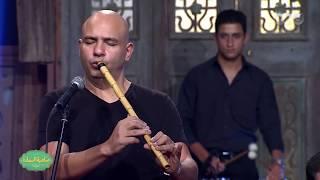 تحميل اغاني صاحبة السعادة   تتر برنامج العلم والايمان قيادة اوركسترا المايسترو محمد عثمان MP3