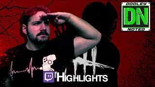 HEROES ON THE HORIZON! | Dead By Daylight Stream Highlights