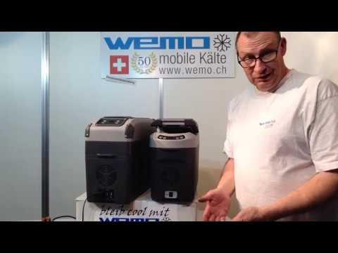 Kompressor-Kühlboxen 12 Volt Vergleich Test WEMO Y16 P vs. Indel TB15, keine Waeco Dometic Engel 12V