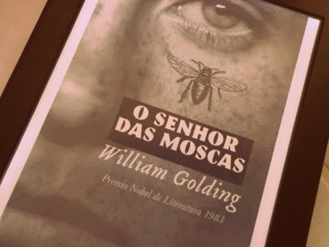 Mês especial DISTOPIAS #2 O senhor das moscas (William Golding)