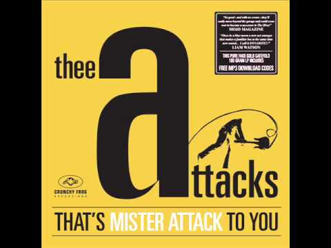 It's Alright (Song) by Thee Attacks