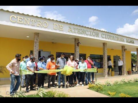 Alcaldía de Managua inaugura Centro de Atención Ciudadana en la urbanización Villa Jerusalén