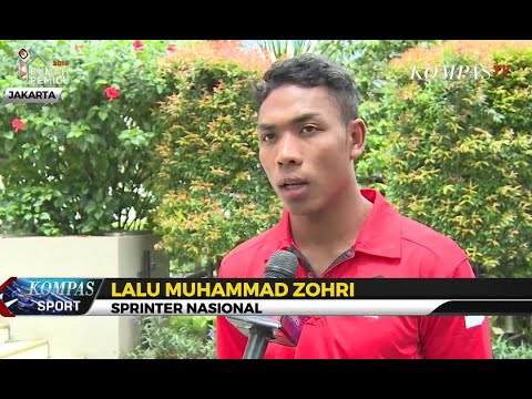 Evaluasi Lalu Muhammad Zohri Pasca-Kejuaraan Atletik Asia 2019