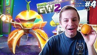 МИСТЕР ЦИТРОН ПРОТИВ ЗОМБИ - Plants vs  Zombies Garden Warfare 2