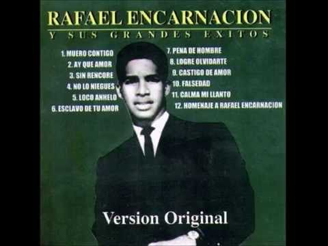 Rafael Encarnacion Pena de Hombre 1963 Original