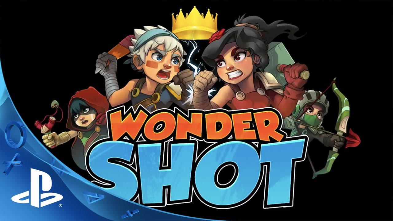 Wondershot Coming Soon to PS4