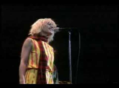 Blondie - Sunday Girl (Live 1979)