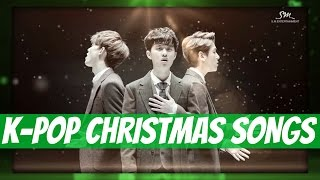 K-POP CHRISTMAS SONGS FOR THE HOLIDAY SEASON 🎄